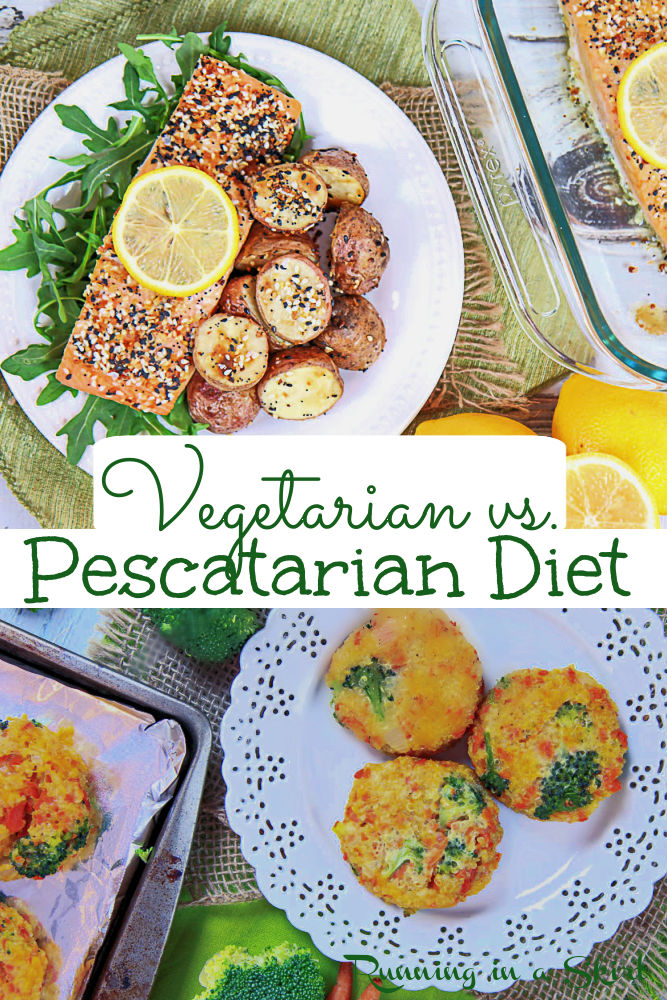 Pescatarian vs Vegetarian: Which Diet Might Work For You via @juliewunder