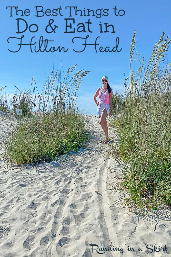 Hilton Head Travel Guide Pin