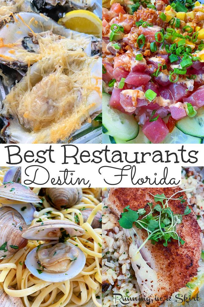 Best Restaurants in Destin via @juliewunder