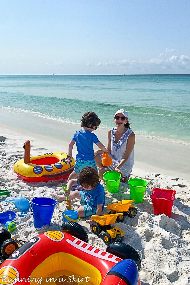 Destin Florida beaches.