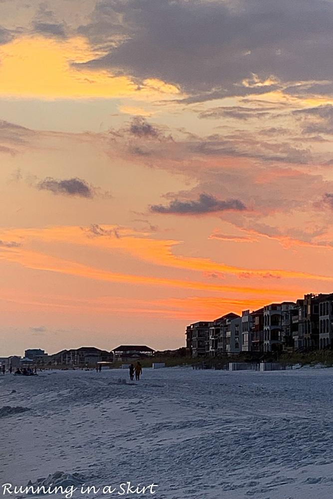 Destin sunsets.