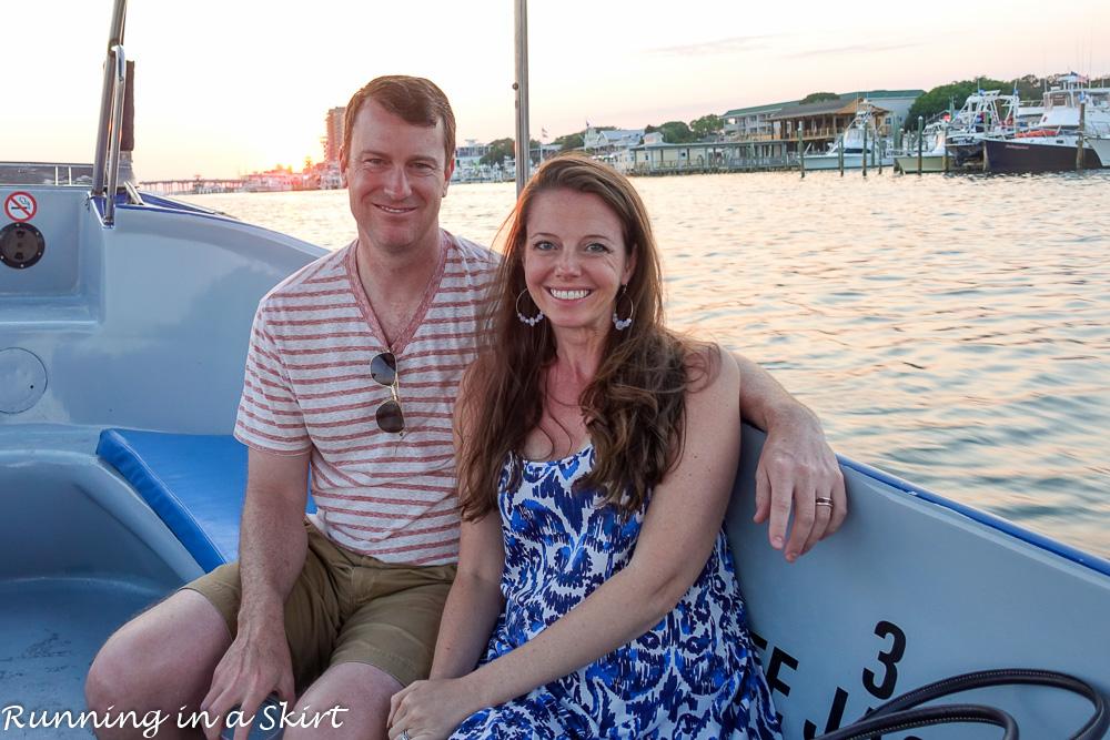 Water Taxi in Destin Florida