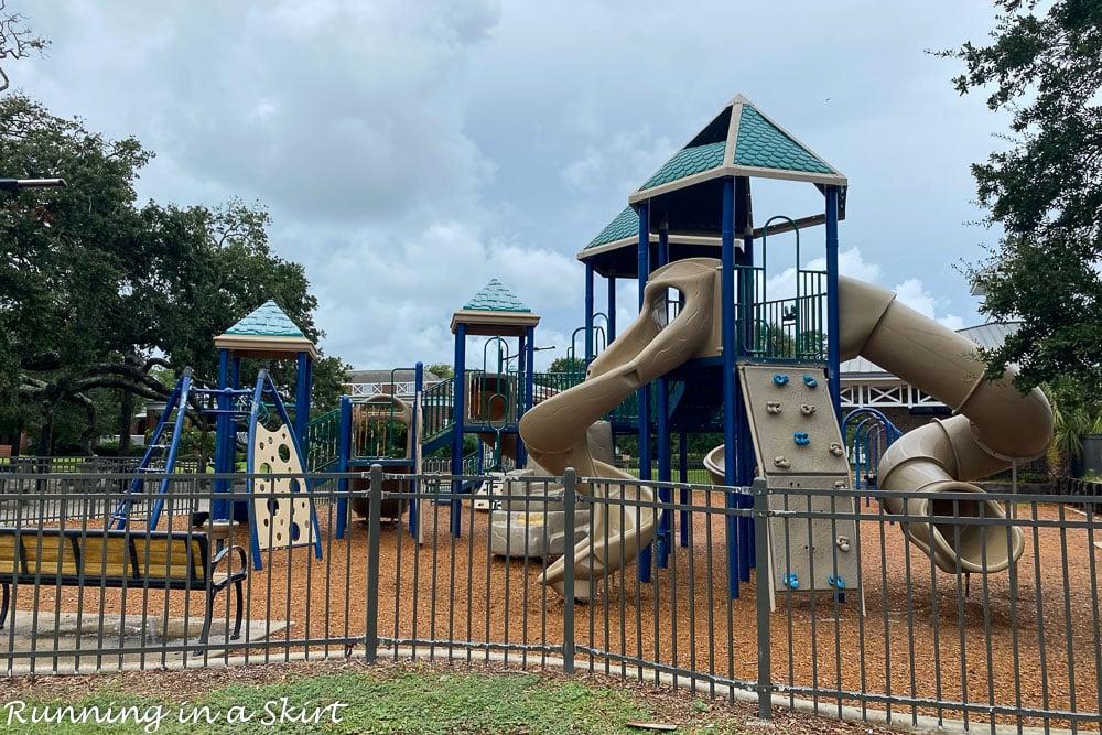 Neptune Park Playground